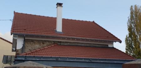 Entretien toiture Antony